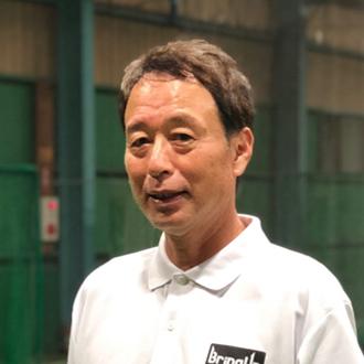 佐藤  兼伊知コーチ